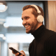 White Over the Ear Uproar Wireless Headphones