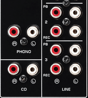 best amplifiers for turntables phono input