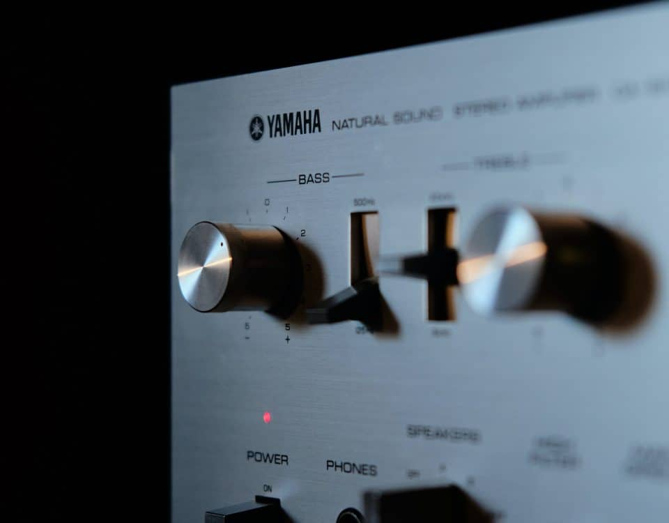 best amplifiers for turntables